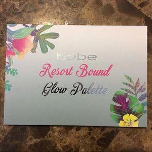 Bebe Resort Bound Glow Highlight Palette